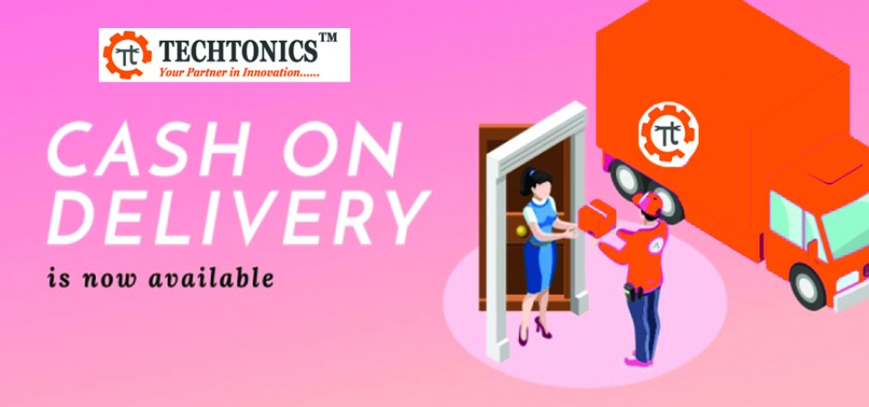 Techtonics - Cash on Delivery