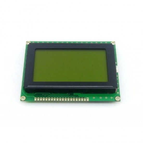 Graphic LCD Display 128x64 (Green)