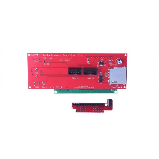 Smart LCD2004 Display Controller for RAMPS 1.4