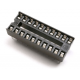 20 Pin IC Base Socket for PCB (Pack of 5)
