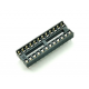24 Pin IC Base Socket for PCB (Pack of 5)