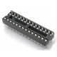 28 Pin IC Base Socket for PCB (Pack of 5)