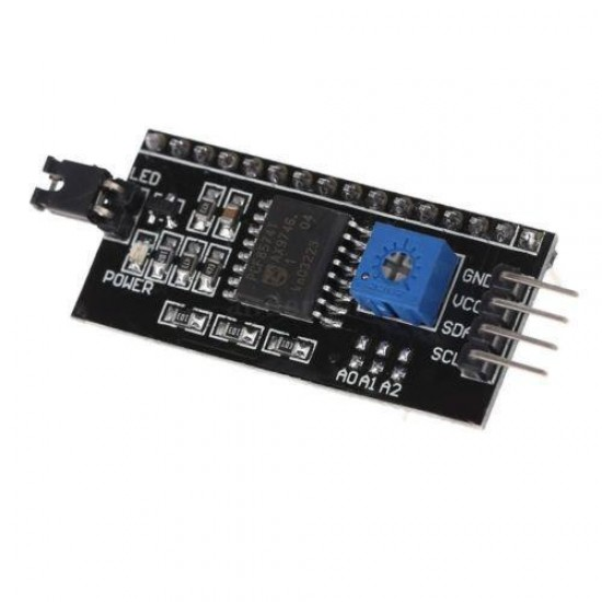 I2C Serial Interface Adapter Module for LCD Display