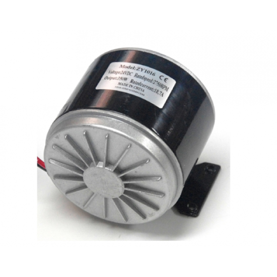 MY1016 24V 250W 2650RPM DC motor for E-bike Bicycle